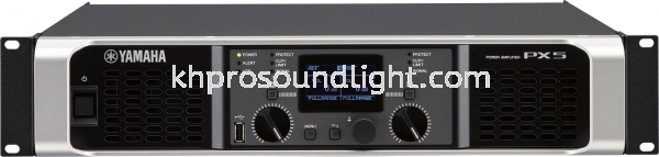 PX5 Yamaha Power Amplifier Ulu Tiram, Johor Bahru (JB), Malaysia. Rental, Supplier, Suppliers | KH Pro Sound & Light Sdn Bhd