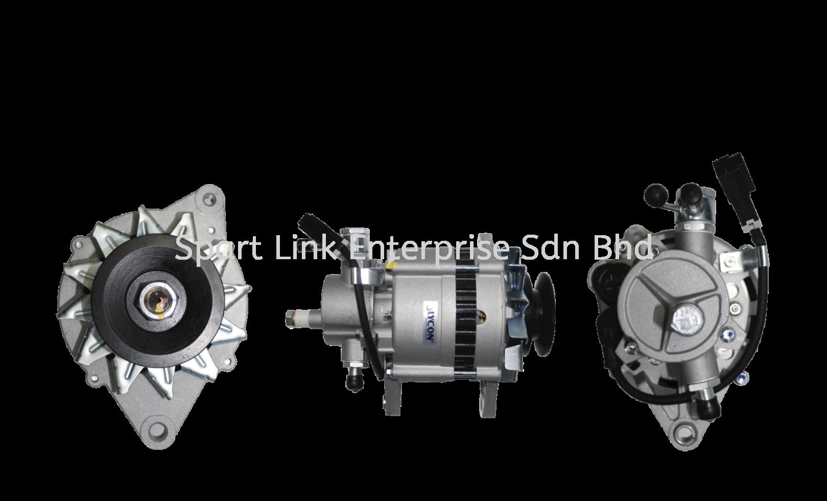Alternator Isuzu NHR 4JB1 12V 70A Big Pump