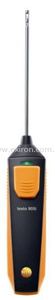 Testo thermometer with smartphone operation 905i Testo Measurement Solution Selangor, Malaysia, Kuala Lumpur (KL), Puchong Supplier, Suppliers, Supply, Supplies | Exiron Parts Supply Sdn Bhd