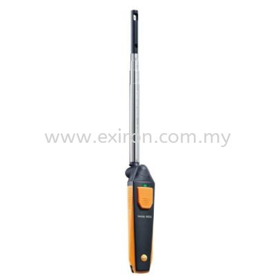 Testo  thermal anemometer with smartphone operation 405i