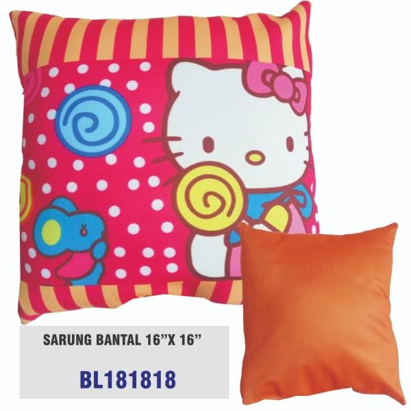 PILLOW CASE PRINTED BL181818 (40CM X 40CM)  Sofa Pillow Case (40CMX40CM)   Supplier, Suppliers, Supply, Supplies | Yu-Yuang Textile Industries (M) Sdn Bhd