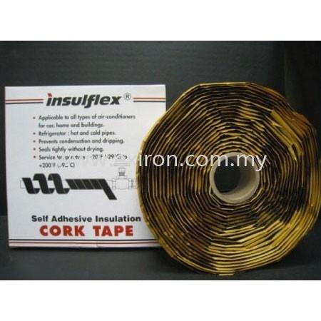 Insuflex Cork Tape Tape Insulflex Insulation Selangor, Malaysia, Kuala Lumpur (KL), Puchong Supplier, Suppliers, Supply, Supplies   Exiron Parts Supply Sdn Bhd