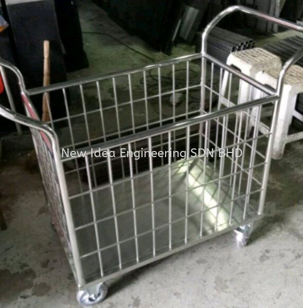 cause trolley TROLLEY  Penang, Malaysia, Bukit Mertajam Supplier, Suppliers, Supply, Supplies | New Idea Engineering Sdn Bhd