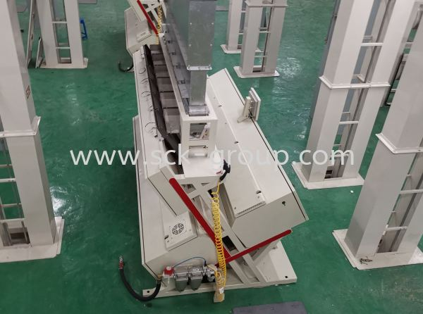 Rice Color Sorting Machine 32TPH Rice Processing Plant Project Penang (Pulau Pinang), Malaysia. Supplier, Manufacturer, Supply, Supplies | SCK Automation Sdn Bhd