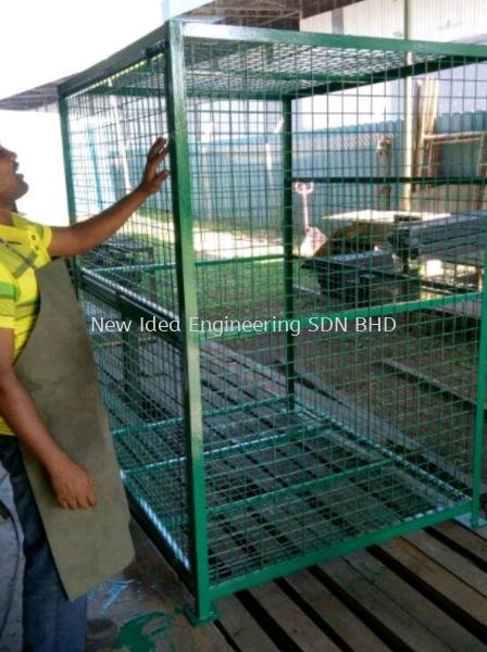 Racking Penang, Malaysia, Bukit Mertajam Supplier, Suppliers, Supply, Supplies | New Idea Engineering Sdn Bhd