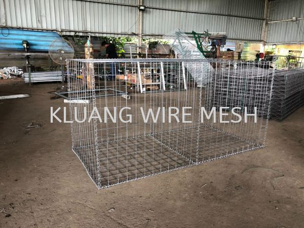 Welded gabion  Johor, Malaysia, Kluang Supplier, Suppliers, Supply, Supplies | Kluang Wire Mesh (M) Sdn Bhd