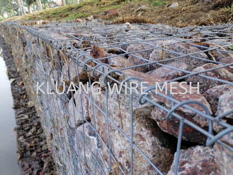Welded gabion  Johor, Malaysia, Kluang Supplier, Suppliers, Supply, Supplies   Kluang Wire Mesh (M) Sdn Bhd