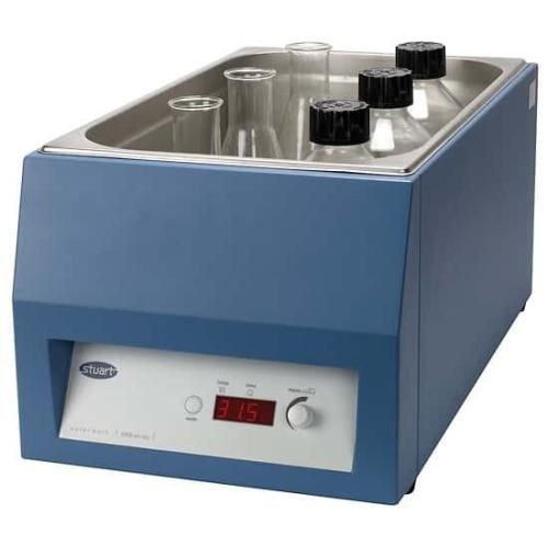 P-12122-81 - Stuart Digital Water Bath, stainless steel, 24 L, 230 VAC