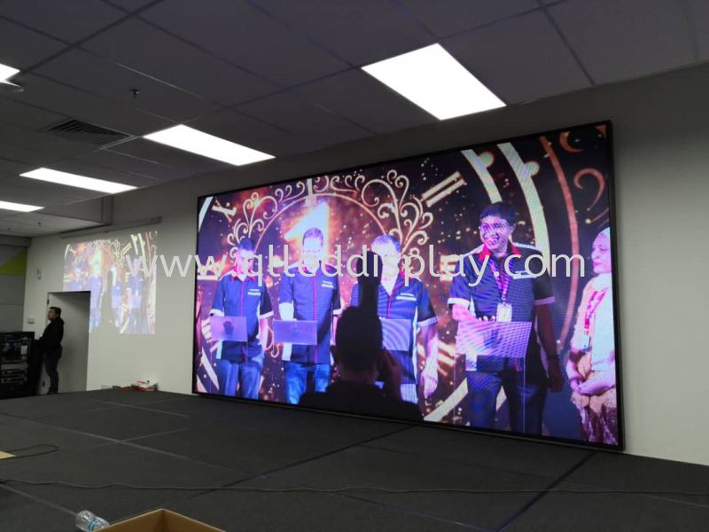 WESTERN DIGITAL Stage Effect LED Display Screen Factory Hall Stage Background Grand LED Screen Stage Effect LED Display Screen Johor Bahru (JB), Johor, Malaysia Manufacturer   Q & L LED Display Board Supply