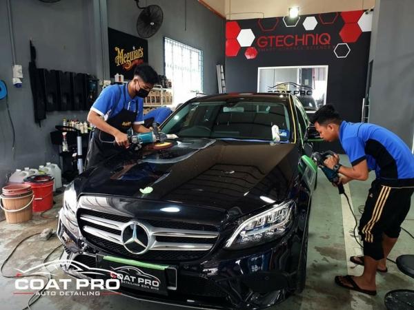 Car Wax Melaka, Malaysia, Batu Berendam Service, Specialist | Coat Pro Auto Detailing