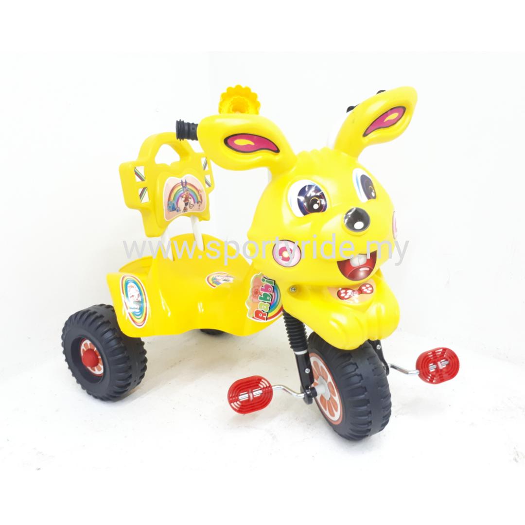 Tricycle Rabbit  Kid Tricycle Selangor, Malaysia, Kuala Lumpur (KL), Seri Kembangan, Puchong Bicycle, Supplier, Supply, Supplies | Sporty Ride Trading