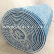 Washable Air Filter Media Rolls ( 80% - 85% ) Blue & White AIR FILTER Air-Cond & Refrigeration Spare Parts Selangor, Malaysia, Kuala Lumpur (KL), Puchong Supplier, Suppliers, Supply, Supplies | Exiron Parts Supply Sdn Bhd