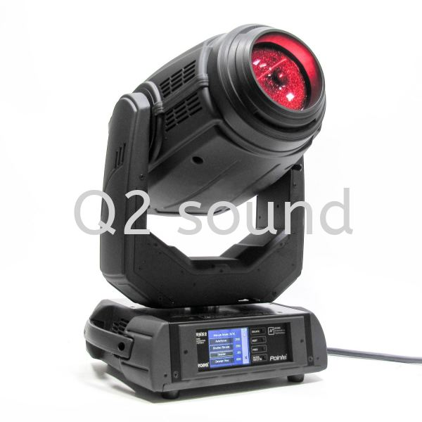 Pointe 3in1 350W BSW Moving Head Lighting  Selangor, Malaysia, Kuala Lumpur (KL), Klang Supplier, Supply, Installation, Services   Q Two Sound & Light