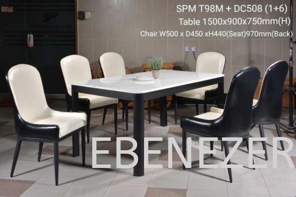 Dinning Set Penang, Malaysia, Butterworth Manufacturer, Supplier, Supply, Supplies | Ebenezer Furniture