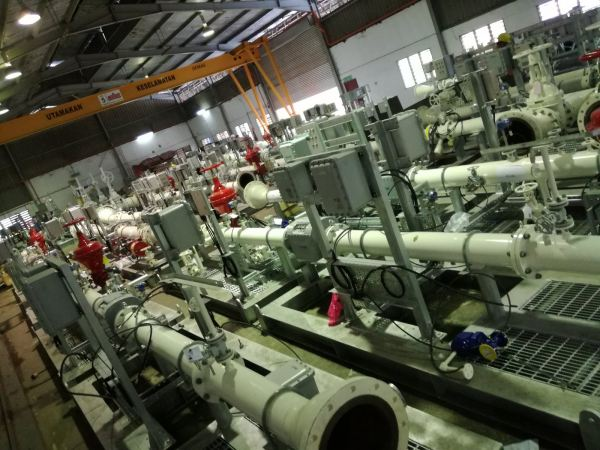 PDT2 Project Skid Systems Skid Systems Johor, Ulu Tiram, Malaysia. Supplier, Supply, Supplies, Service | TFW Engineering Sdn Bhd