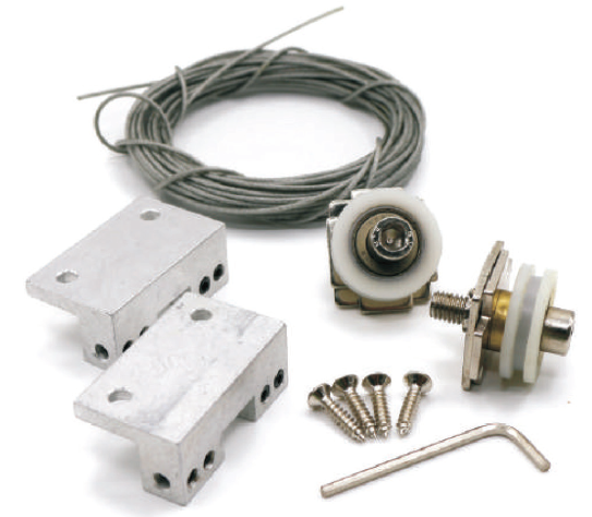 #601 SYNCHRON FITTING SET Roller & Accessories Selangor, Malaysia, Kuala Lumpur (KL), Sungai Buloh Supplier, Suppliers, Supply, Supplies | Alive Hardware Trading (M) Sdn Bhd