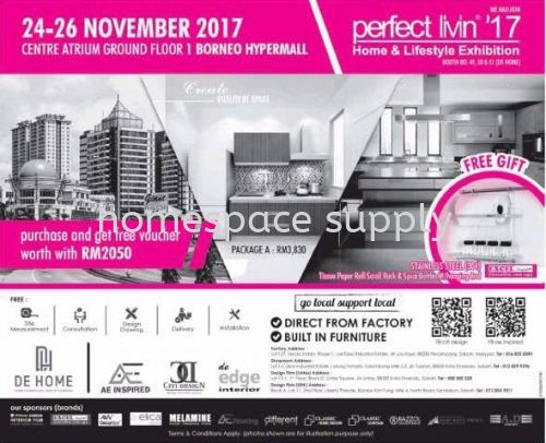 Perfect Living '17 Home & Lifestyle Exhibition
