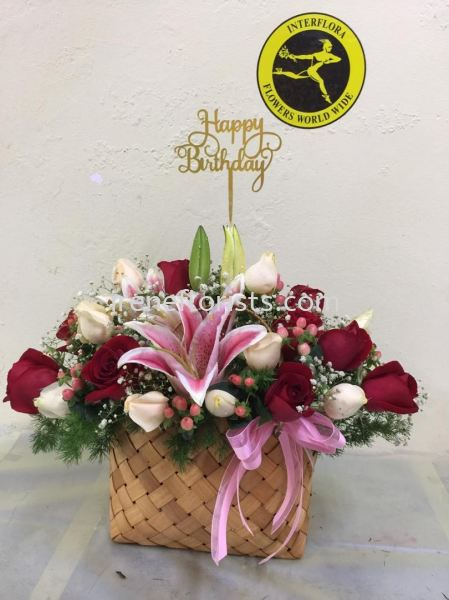 TA006 Table Arrangement Taiping, Perak, Malaysia. Suppliers, Supplies, Supplier, Supply | Irene's Florists De Beaute
