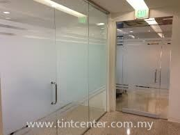 Frosted Film Frosted Film Commercial Tinted Melaka, Malaysia, Malim Jaya Supplier, Installation, Supply, Supplies | Tint Center