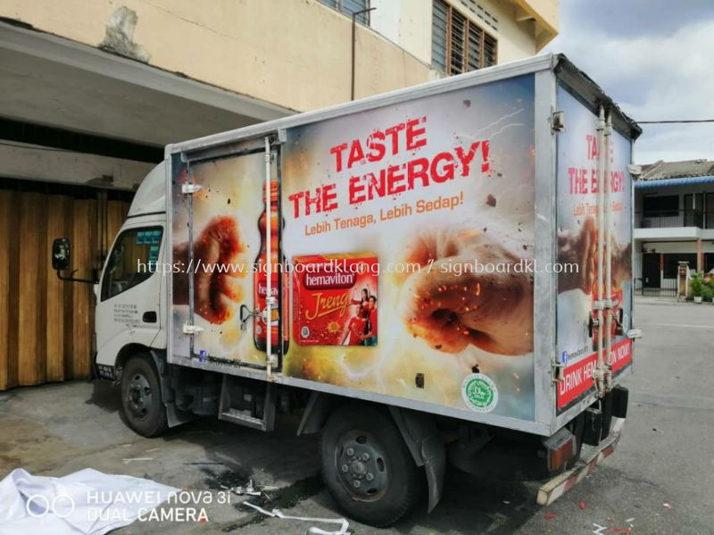 Tempo scan truck lorry sticker at kuala Lumpur  Truck Lorry Sticker Klang, Malaysia Supplier, Supply, Manufacturer   Great Sign Advertising (M) Sdn Bhd