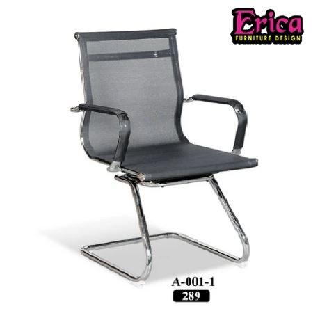 erica Meeting Chair - Black Mesh Series