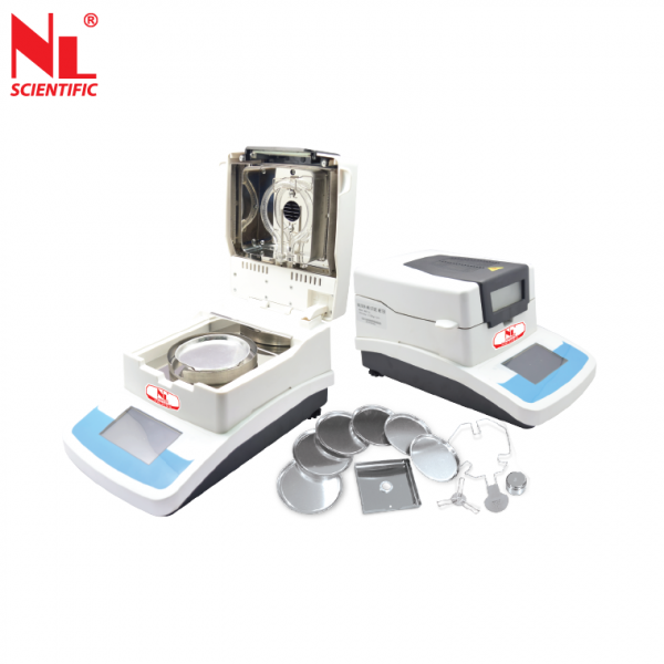 Moisture Analyzer Balance - NL 1022 X / 003 Aggregate & Rock Testing Equipments Malaysia, Selangor, Kuala Lumpur (KL), Klang Manufacturer, Supplier, Supply, Supplies | NL Scientific Instruments Sdn Bhd