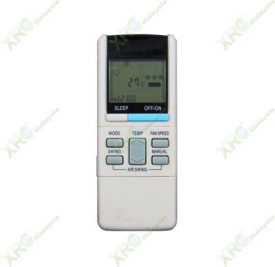A75C416 PANASONIC AIR CONDITIONING REMOTE CONTROL