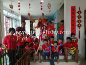 CNY CSR Project At A Children Home