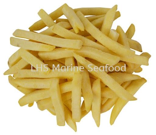 French Fries Regular Cold Cut Johor Bahru (JB), Malaysia, Skudai Supplier, Suppliers, Supply, Supplies | Lean Hup Shun Marine Seafood Sdn Bhd