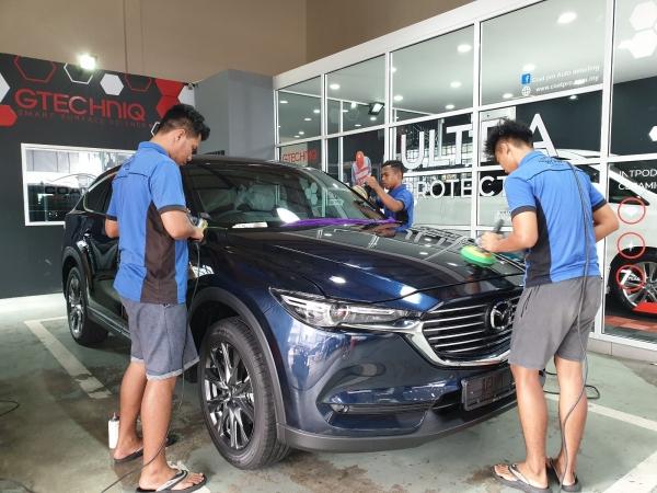 Car Wax Melaka Melaka, Malaysia, Batu Berendam Service, Specialist | Coat Pro Auto Detailing