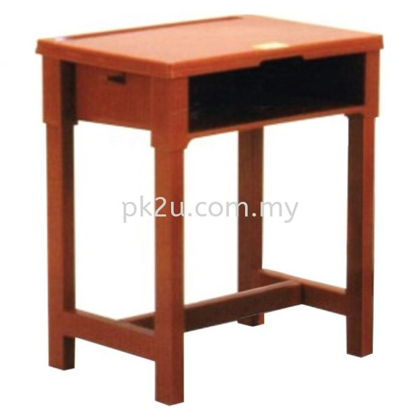 STD-018-L-T5 - Study Table Study Table Education Furniture Johor Bahru, JB, Malaysia Manufacturer, Supplier, Supply | PK Furniture System Sdn Bhd