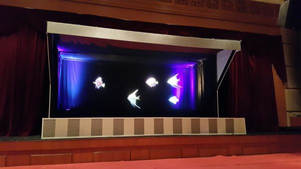 Stage Hologram Stage Hologram 3D Holographic Puchong, Selangor, Kuala Lumpur (KL), Malaysia. Supplier, Supplies, Manufacturer, Maker | Arancia Asia Sdn Bhd