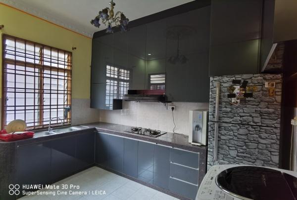4g aluminium kitchen cabinet Johor Bahru (JB), Malaysia, Nusajaya Supplier, Suppliers, Supply, Supplies | Modernitive Woodcraft & Carpentry