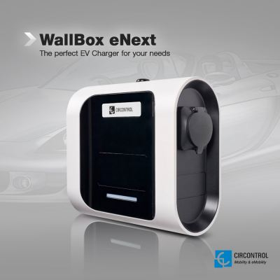 WallBox Enext