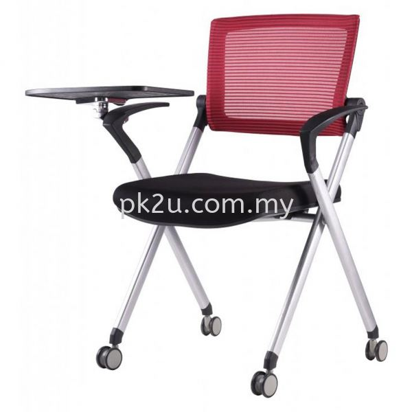 FTC-08-T4-C1 - Training Chair Fabric Student & Training Chair Training & Study Chair Education Furniture Johor Bahru, JB, Malaysia Manufacturer, Supplier, Supply | PK Furniture System Sdn Bhd