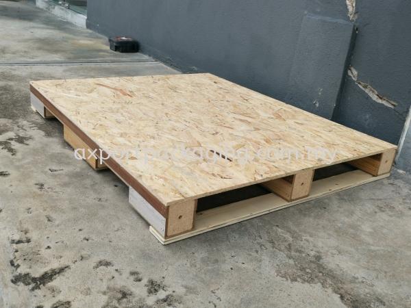 ECO Process Wood OSB Pallet Process Wood Pallet Malaysia, Selangor, Kuala Lumpur (KL), Johor Bahru (JB), Rawang, Mount Austin Supplier, Suppliers, Supply, Supplies | Axport Solution Sdn Bhd