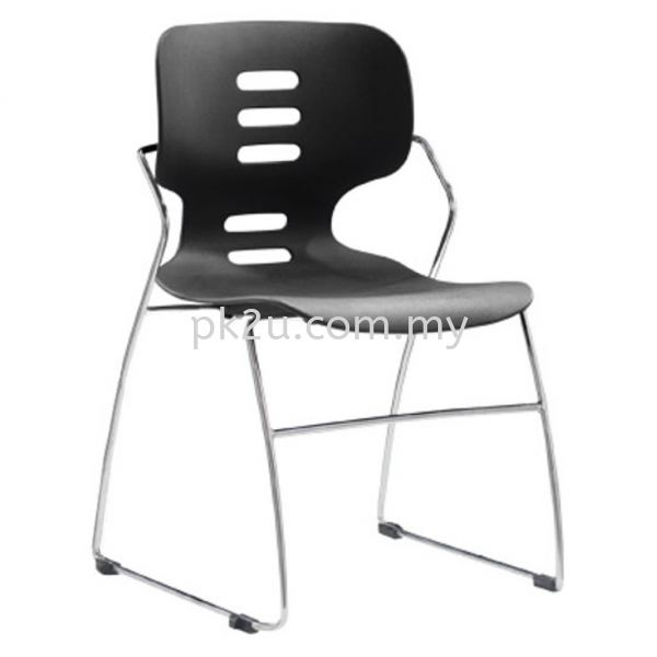 MPTC-11-O1 - Study Chair PP Student & Training Chair Training & Study Chair Education Furniture Johor Bahru, JB, Malaysia Manufacturer, Supplier, Supply | PK Furniture System Sdn Bhd