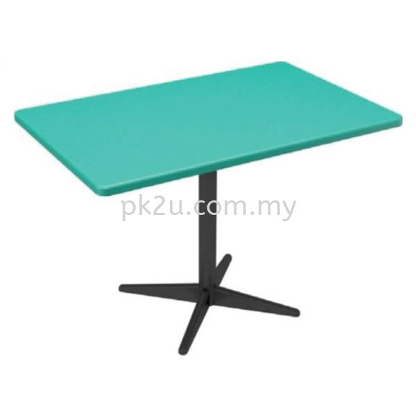 FRP-E1 - Rocket Base FRP Table Pantry Table Canteen Furniture Johor Bahru, JB, Malaysia Manufacturer, Supplier, Supply | PK Furniture System Sdn Bhd