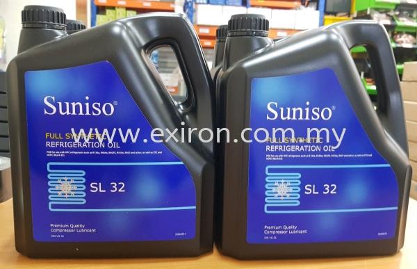 SUNISO REFRIGERATION OIL SL32  Air-Cond & Refrigeration Spare Parts Selangor, Malaysia, Kuala Lumpur (KL), Puchong Supplier, Suppliers, Supply, Supplies   Exiron Parts Supply Sdn Bhd
