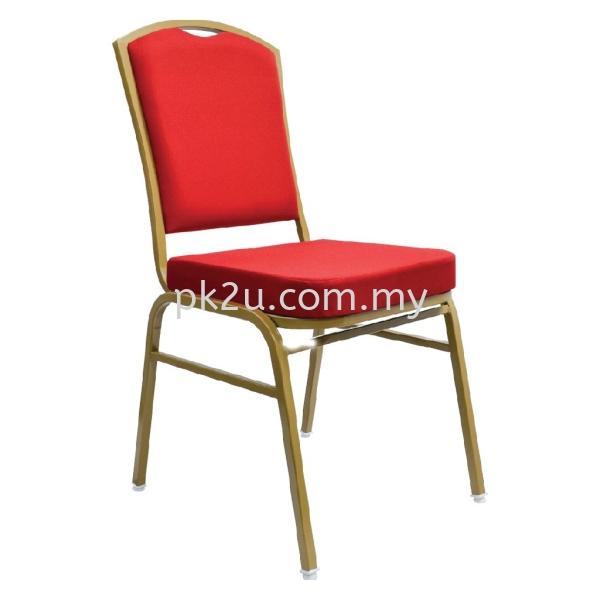 BQC-008-EG-L1 - Banquet Chair (Epoxy Gold) Banquet Chair Banquet Furniture Johor Bahru, JB, Malaysia Manufacturer, Supplier, Supply | PK Furniture System Sdn Bhd