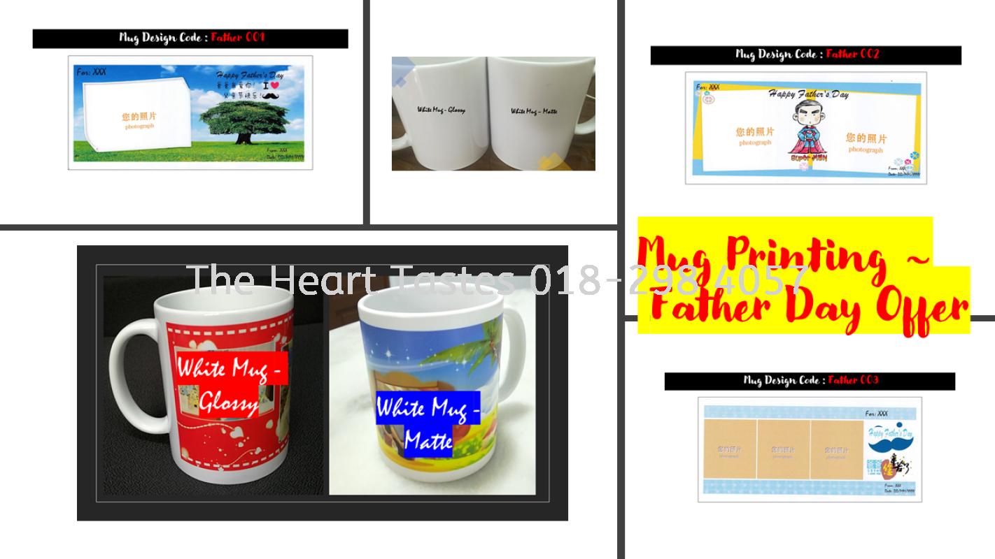 Mug Printing - Father Day Offer