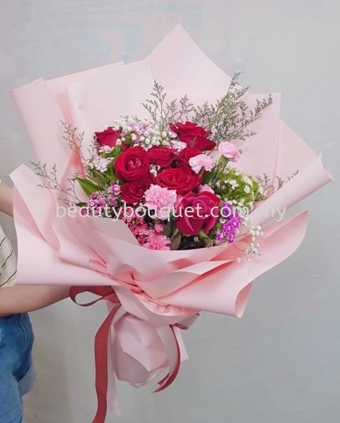 M 019 Mother's Day 2021 Kuala Lumpur, KL, Selangor, Malaysia. Suppliers, Supplies, Supplier, Supply   Beauty Bouquet Florist `N`Gifts
