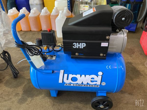 Luowei Air Compressor Air Compressor Car Wash Johor Bahru JB Malaysia Karcher Supply Suppliers | Doctor Clean Equipments Enterprise
