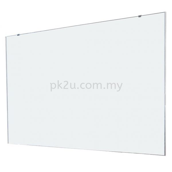 Glass Writing Board Writing Boards Office Equipment Johor Bahru, JB, Malaysia Manufacturer, Supplier, Supply   PK Furniture System Sdn Bhd