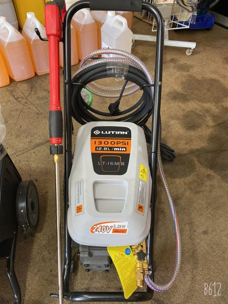 LT-16MB LUTIAN CLEANING EQUIPMENT Johor Bahru JB Malaysia Karcher Supply Suppliers | Doctor Clean Equipments Enterprise