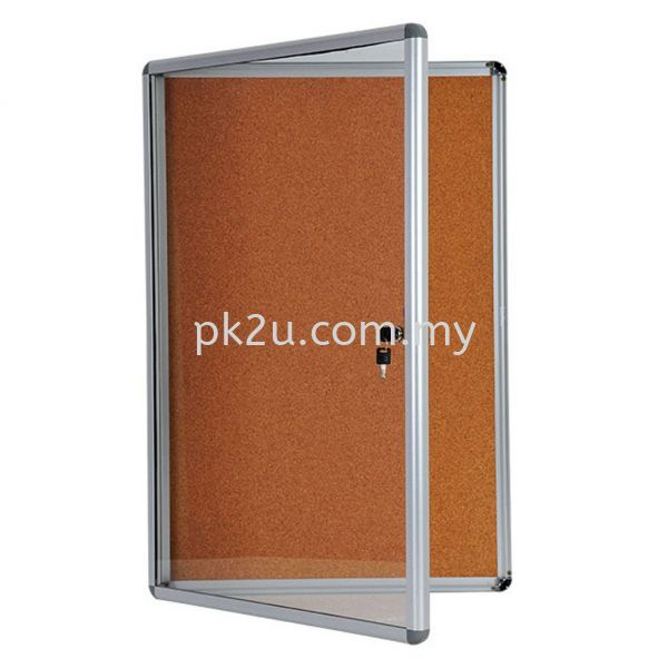 Display Case Notice Board Notice Boards Office Equipment Johor Bahru, JB, Malaysia Manufacturer, Supplier, Supply | PK Furniture System Sdn Bhd