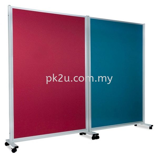 Mobile Display Panel Display Panels Office Equipment Johor Bahru, JB, Malaysia Manufacturer, Supplier, Supply   PK Furniture System Sdn Bhd