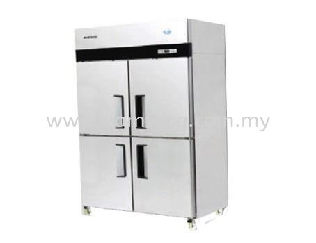 4 Door Upright Fridge Upright Range Commercial Refrigeration Malaysia, Kuala Lumpur (KL), Selangor Manufacturer, Supplier, Supply, Supplies | NAM FONG STAINLESS STEEL ENGINEERING SDN BHD