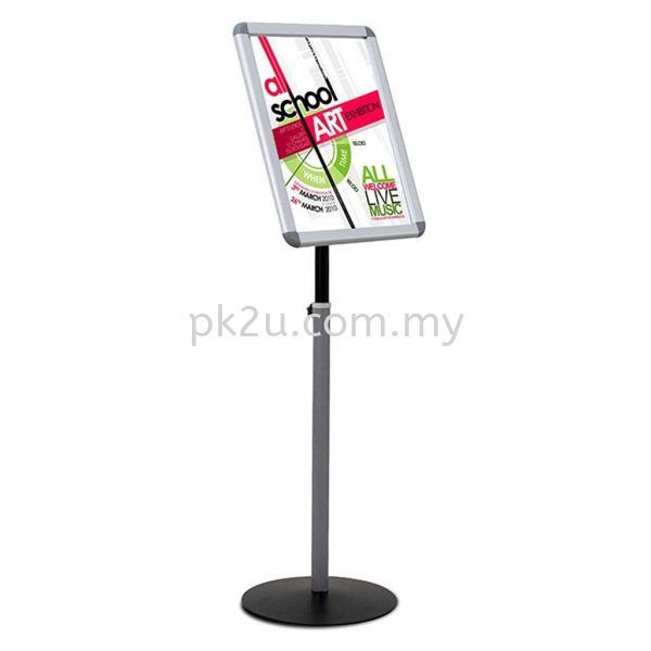 EZ Poster Stand Exhibition Equipments Office Equipment Johor Bahru, JB, Malaysia Manufacturer, Supplier, Supply | PK Furniture System Sdn Bhd