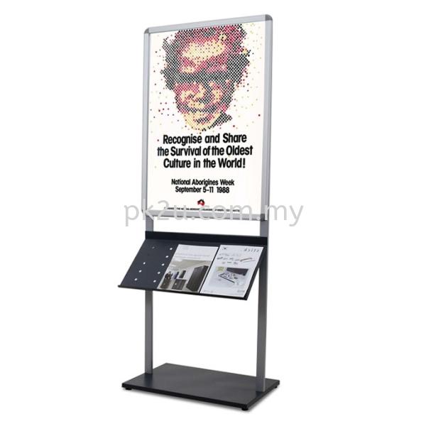 EK Poster Stand Exhibition Equipments Office Equipment Johor Bahru, JB, Malaysia Manufacturer, Supplier, Supply | PK Furniture System Sdn Bhd